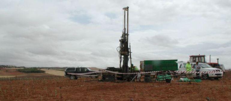 La Plataforma anti-ATC alerta sobre los riesgos de fuga en Villar de Cañas