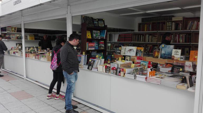 El Profesor10deMates, Sergio Castro abre la Feria del Libro de Ponferrada