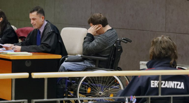 El jurado declara culpable al ex marido de Leire Rodríguez