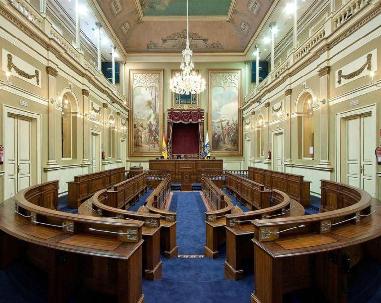 Resultado de imagen de parlamento de canarias