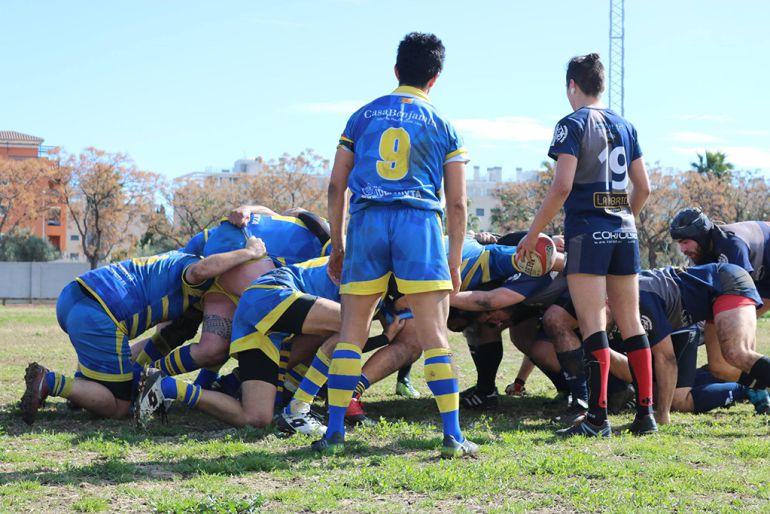 El Dénia Rugby Club asciende a 1ª División Valenciana