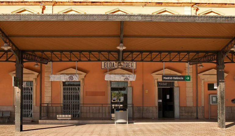 Estación de Elda y Petrer