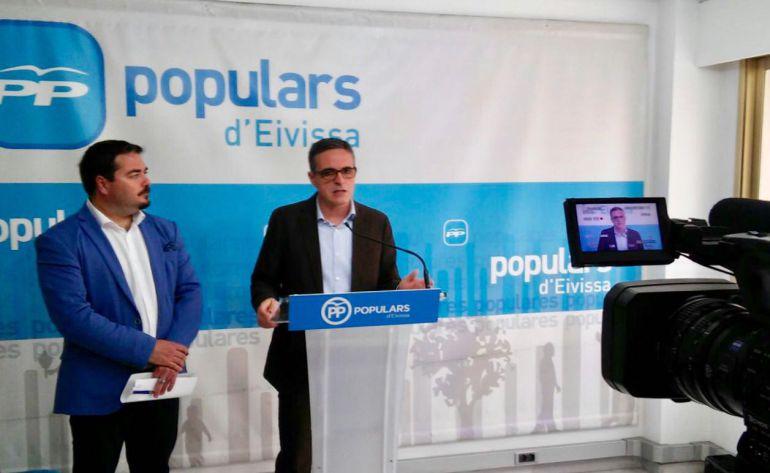 Partido Popular: El PP pide en el Congreso la recuperación de las subvenciones del Imserso para los jubilados pitiusos