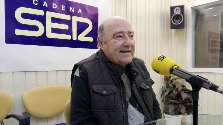 Cristóbal Cantos, secretario general de Asaja Andalucía y de Asaja Cádiz, en Radio Jerez