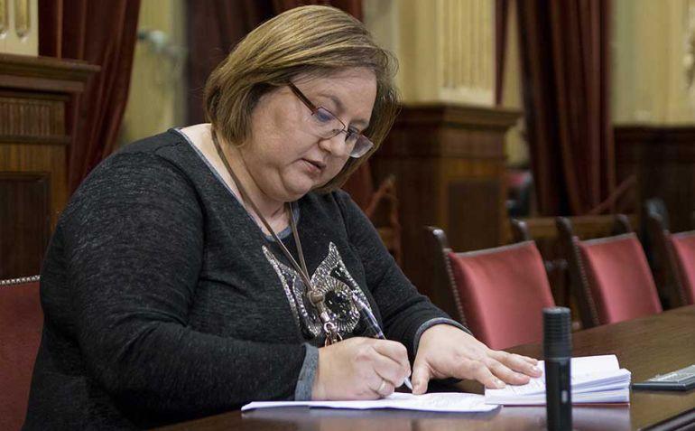La diputada Montse Seijas crea un nuevo partido político en Menorca