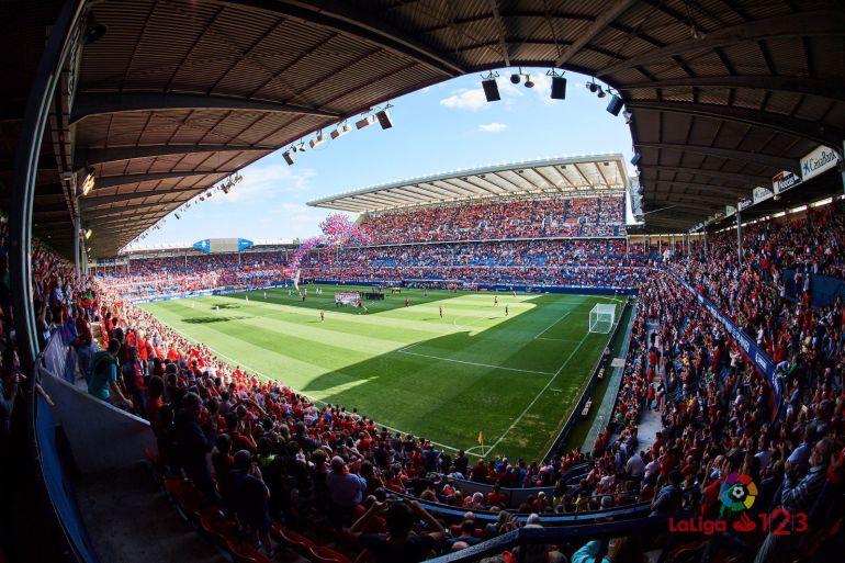 El Sadar aleja a Osasuna del playoff