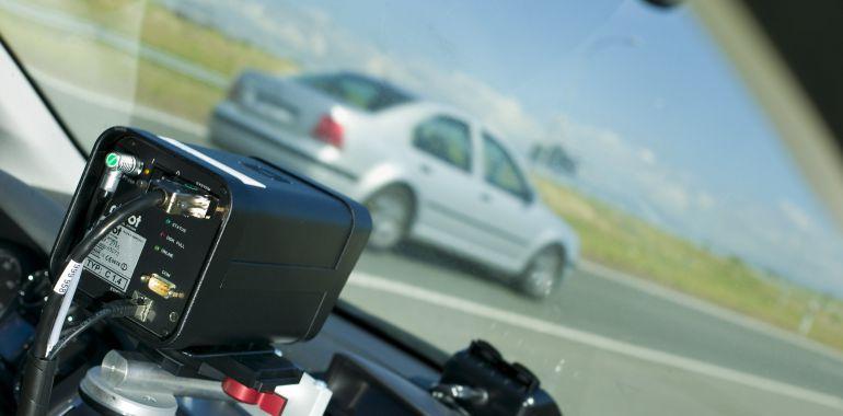 La DGT inicia una nueva campaña de control de velocidad: La DGT inicia una nueva campaña de control de velocidad