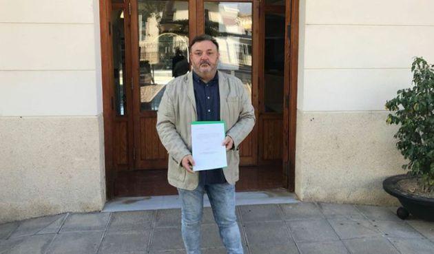 El concejal de Guanyem Moncada, Manuel García, ha hecho pública su renuncia