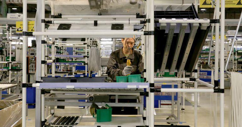 Fábrica de Philips en Valladolid