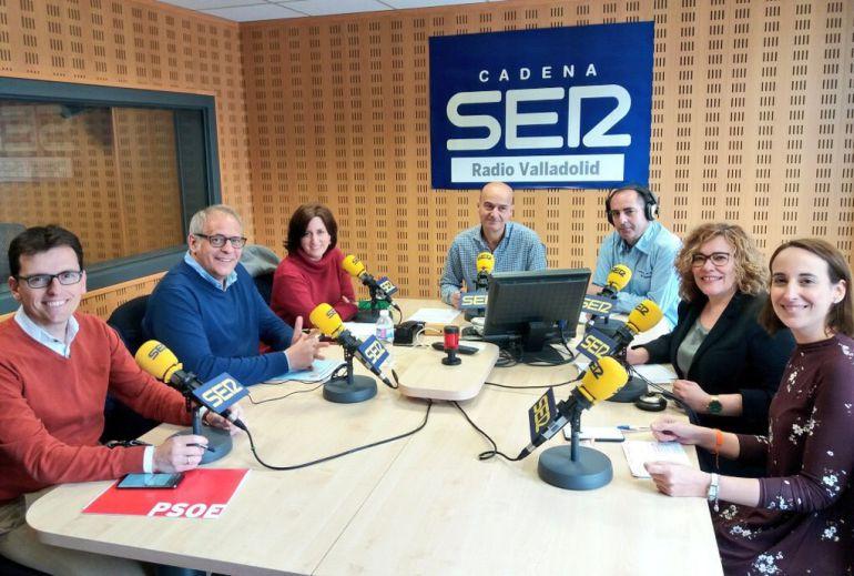 Programa sobre el papel de Valladolid en Castilla y León