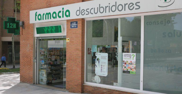 Farmacia en el Sector Descubridores de Tres Cantos