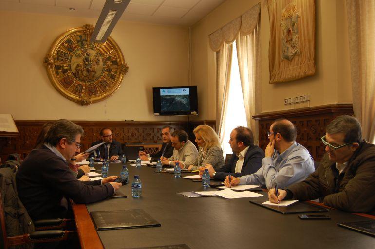 Diputación presenta al Consejo de Turismo el proyecto de montaña de Urbión