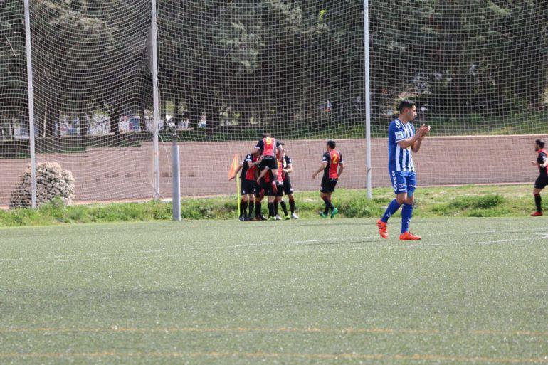 Adarve 1-0 Talavera