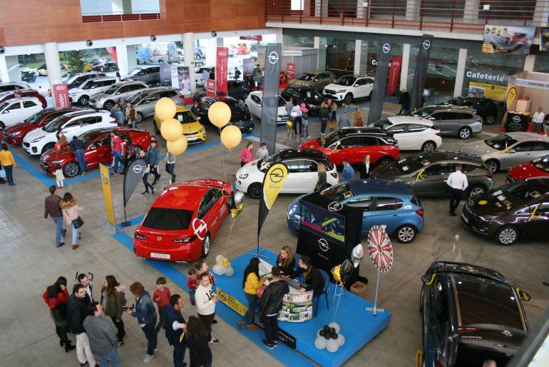 Balance satisfactorio del Salón del Automóvil celebrado en Talavera Ferial
