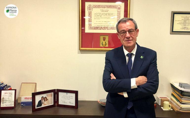 """Lucio Gómez: """"Pido disculpas por presentar el cartel de Asprona coincidiendo con el del Cotolengo"""""""