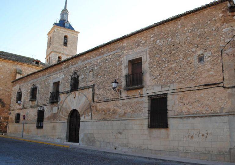 La Plataforma SOS La Encomienda pide declarar monumento local la Casa de Mendoza de Socuéllamos