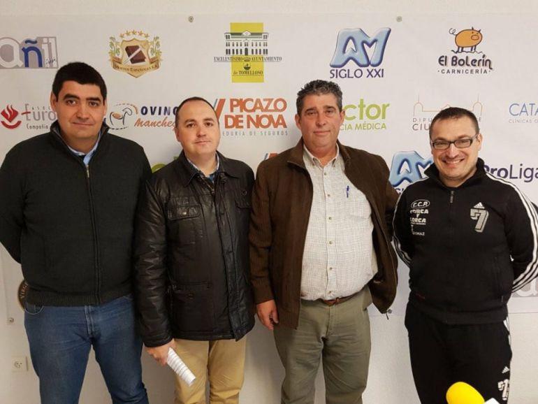 La Asamblea General autoriza la convocatoria de elecciones a la presidencia del Atlético Tomelloso