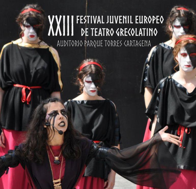 Casi 3.000 jóvenes asistirán al Festival de Teatro Grecolatino