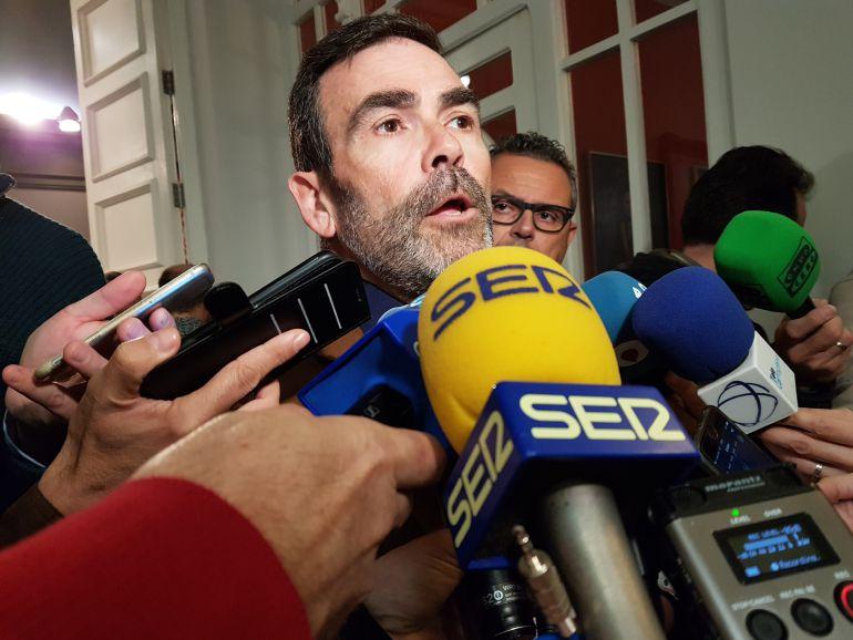 """López: """"No tengo porqué retractarme de nada"""""""