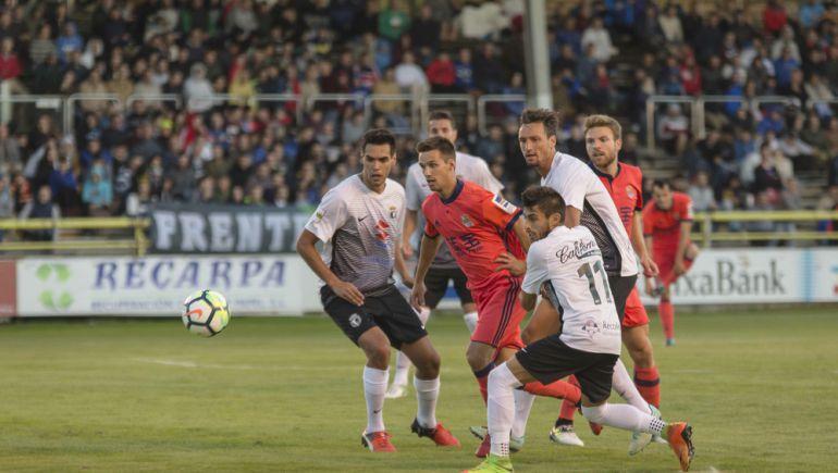 El Burgos C.F. de mal en peor