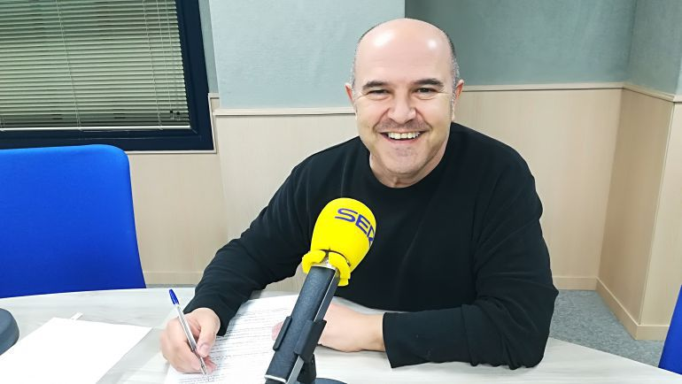 Ramón Poveda, concejal de personal Petrer
