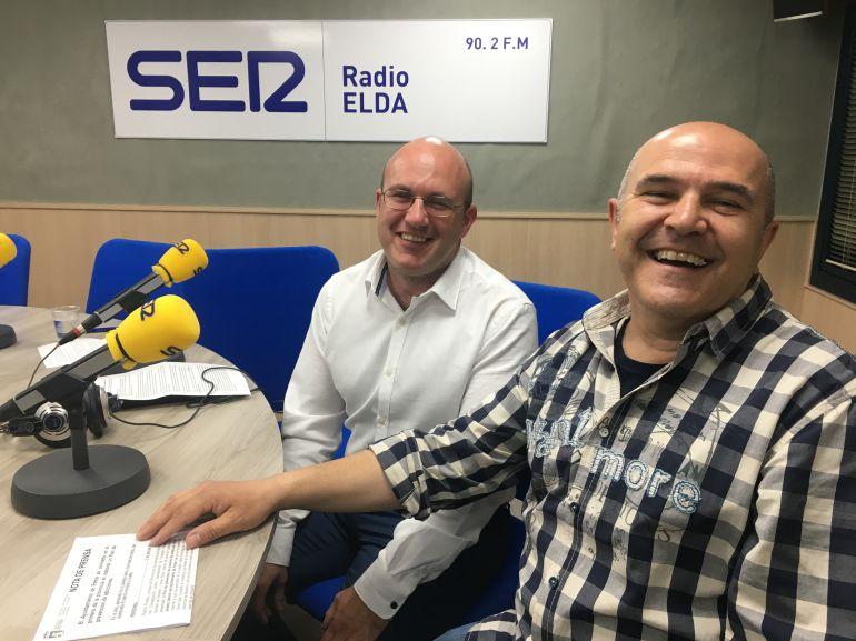 Coaltis y Ayuntamiento en Radio Elda Cadena SER