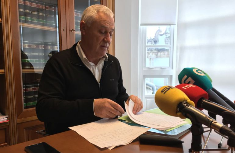 Manuel Martínez, presidente de SUPLUSA