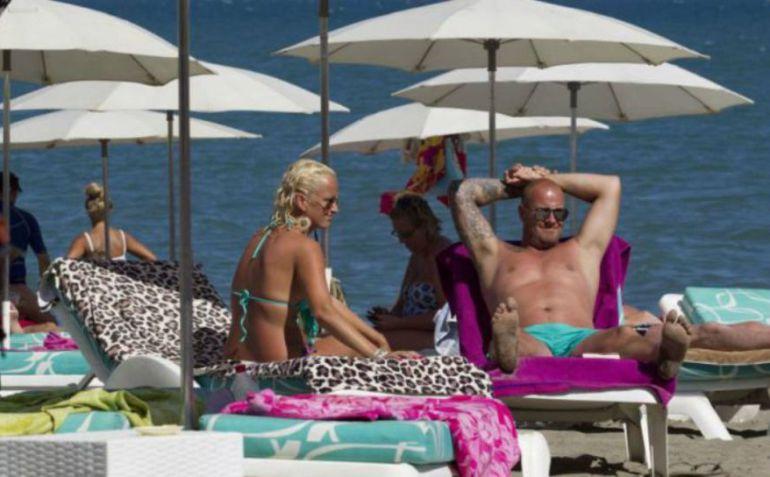 Este mes demayo llegarán menos turistas a Menorca.