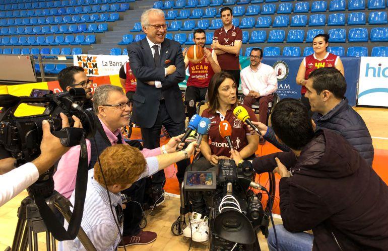 El UCAM Murcia BSR busca el ascenso en casa