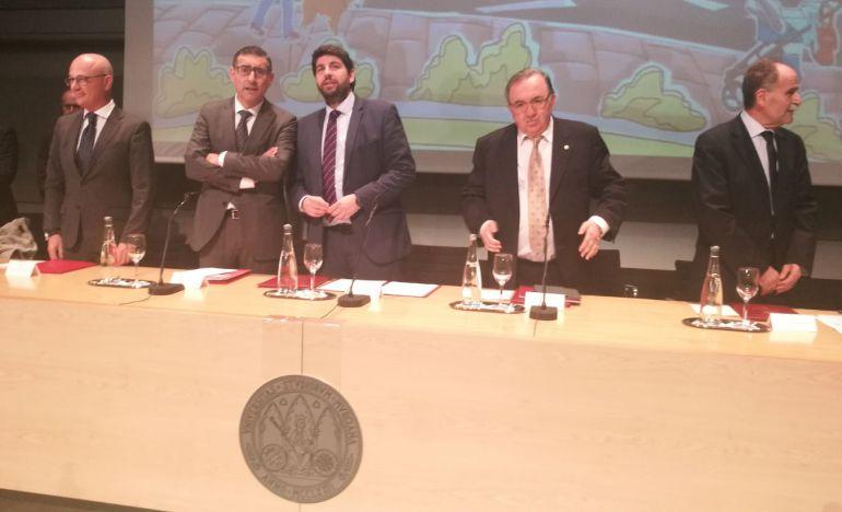 """José Luján: """"Tenemos que defender el principio de confianza de los ciudadanos"""""""