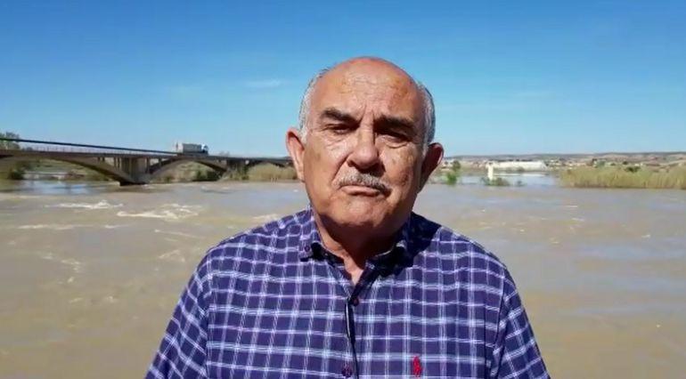 """Alberto Garre: """"Es una locura que el Gobierno apruebe, a la vez, decretos de sequía e inundaciones"""""""