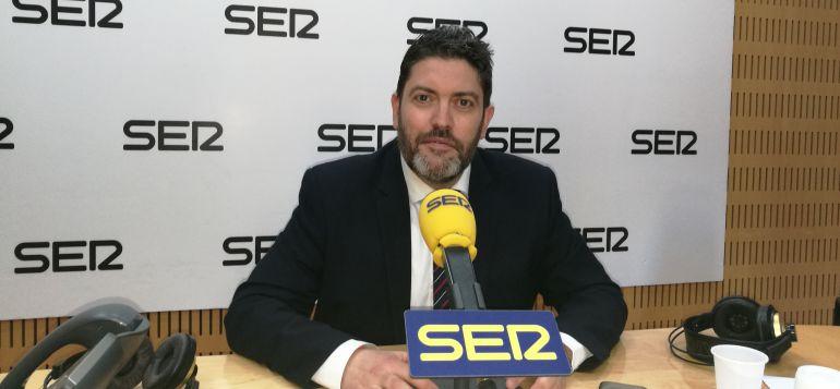 """Miguel Sánchez: """"En Ciudadanos no estamos buscando líder desesperadamente"""""""