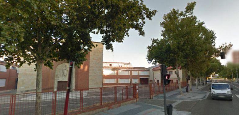 Barrio del Ave María en Palencia