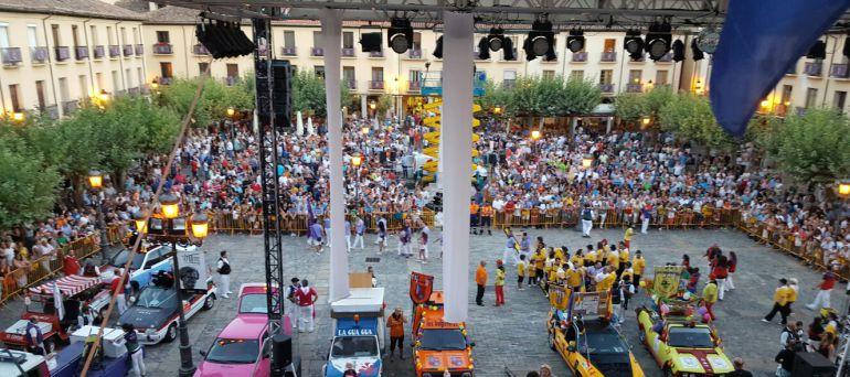 San Antolín 2018 se celebrará del 25 de agosto al 3 de septiembre