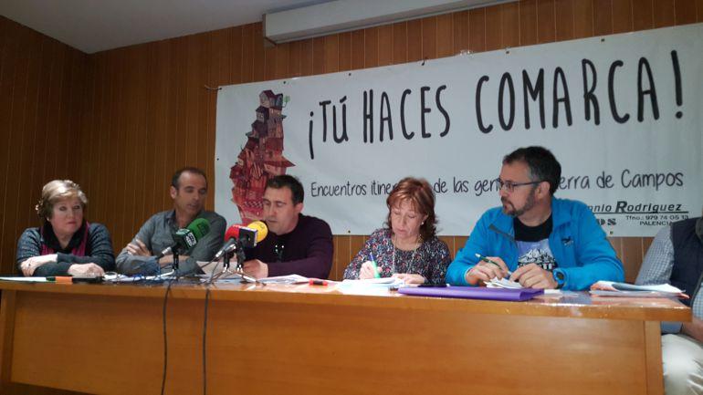 """'Tú haces comarca' a los políticos: """"Basta ya de palabrería, hace falta voluntad"""""""