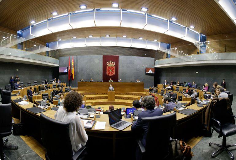 El doctor en derecho Miguel Izu ha recordado que el Parlamento no está capacitado legalmente cambiar la oficialidad del euskera, regulada por la LORAFNA.