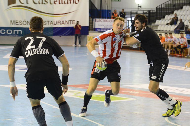 La defensa del DS Autogomas volverá a tener como eje a Diego Muñiz y Jose Calderón.