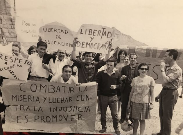 50 aniversario de CCOO-PV