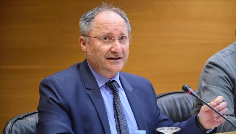 Comparecencia del director de la agencia valenciana antifraude en Les Corts