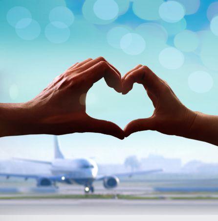 Claves para superar el obstáculo de la distancia en el amor