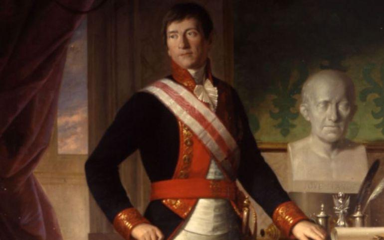 Retrato de Fernando Casado de Torres.