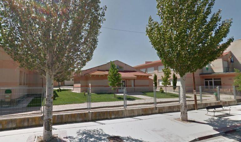 Colegio Virgen de las Candelas, donde se ubicará en el nuevo centro de secundaria de Torrejón del Rey.