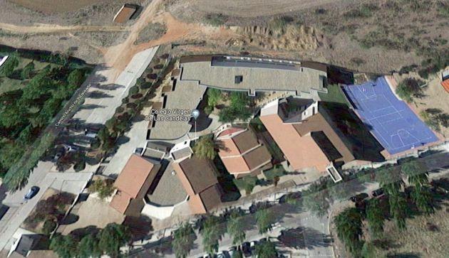 Educación quiere dedicar a la ESO una de las zonas independientes que tiene el colegio Virgen de las Candelas.