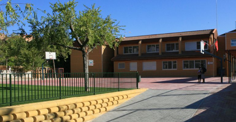 Uno de los centros educativos públicos de Tres Cantos
