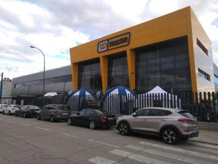 Las nuevas instalaciones están en la Calle Morse, 18 de Getafe