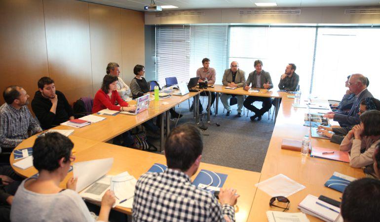 En Fuenlabrada se han reunido los integrantes de la Red Estatal de Ciudades por la Agroecología.