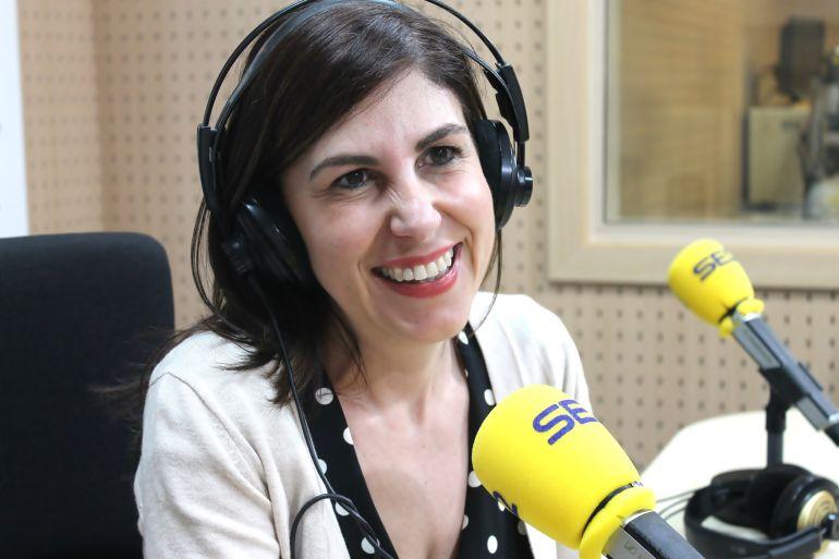 María Solar, periodista y escritora