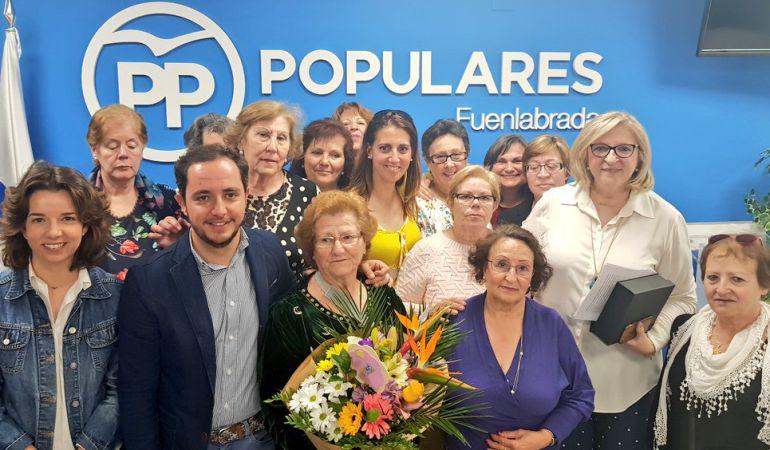 Las voluntarias del comedor social de \'La Casita\', premio \'Mujer ...