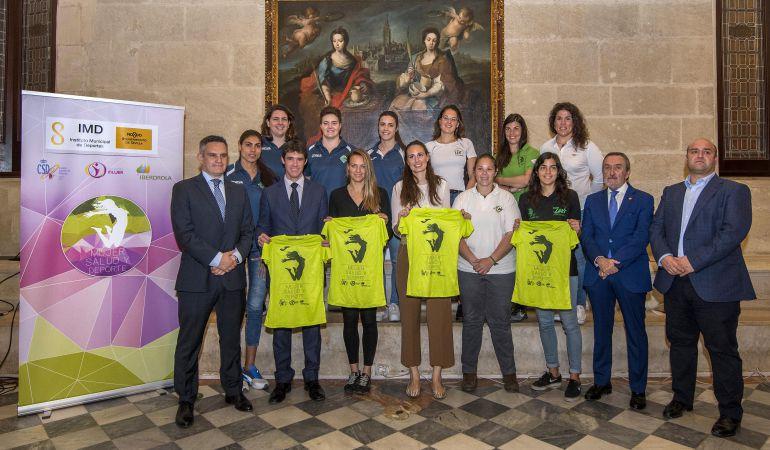 Iberdrola celebrará en Sevilla el Tour 'Mujer, Salud y Deporte'
