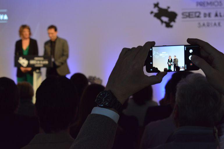 Entregados los premios SER de Álava 2018 (Fotos y vídeo)